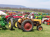 2009 Steam Gas & Tractor Show