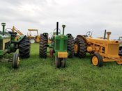 2018 Steam Gas & Tractor Show