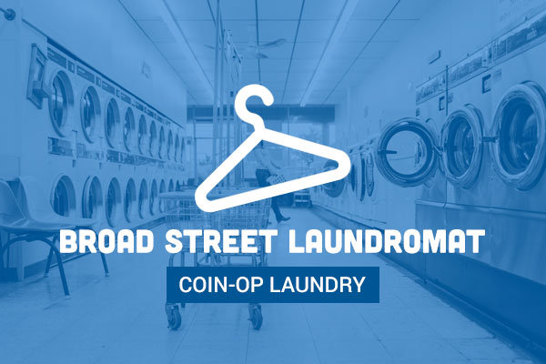 Broad Street Laundromat Coin-Op Laundry