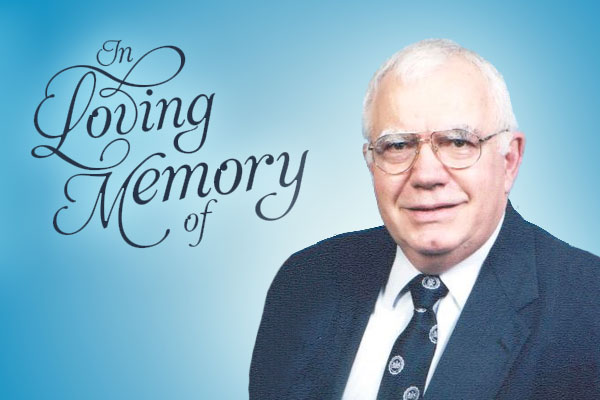 In Loving Memory of Gerald W. Reichard