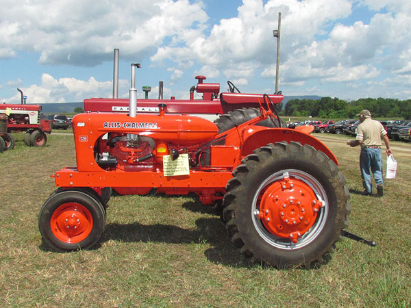 Steam, Gas & Tractor Show