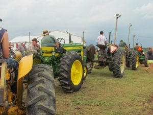 Antique and Classic Tractor Pull @ CVAEMA Showground | Chambersburg | Pennsylvania | United States