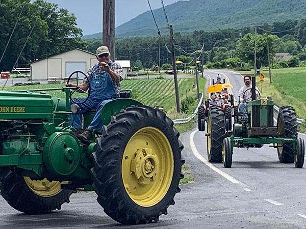 CVAEMA Tractor Ride @ CVAEMA Show Grounds | Chambersburg | Pennsylvania | United States